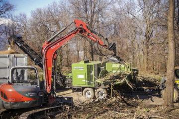 Incontro del Gruppo produttori biomasse di AIEL