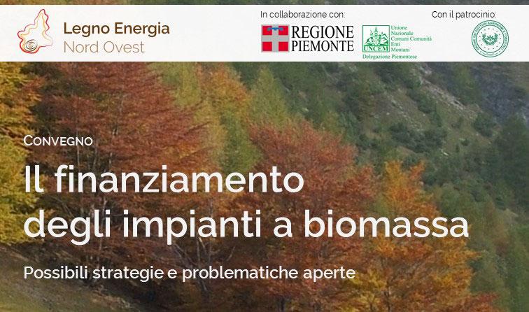 finanziamento impianti biomassa - webinar